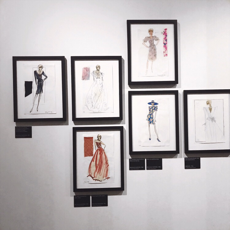 Diana: Her FashionStory