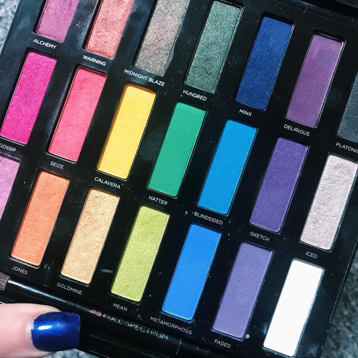 Why Colourful Eye-Shadow ISClassy