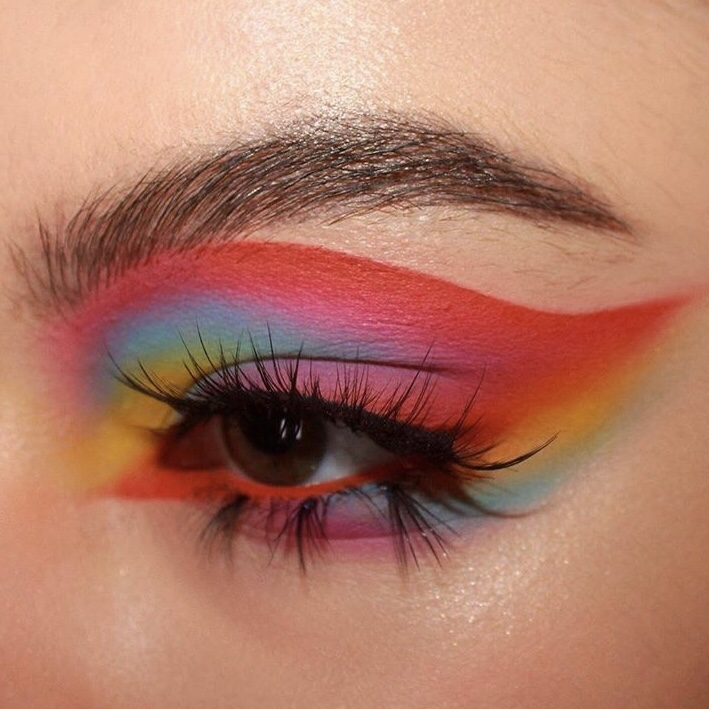 Using Eye Colour is All About GoodCombos
